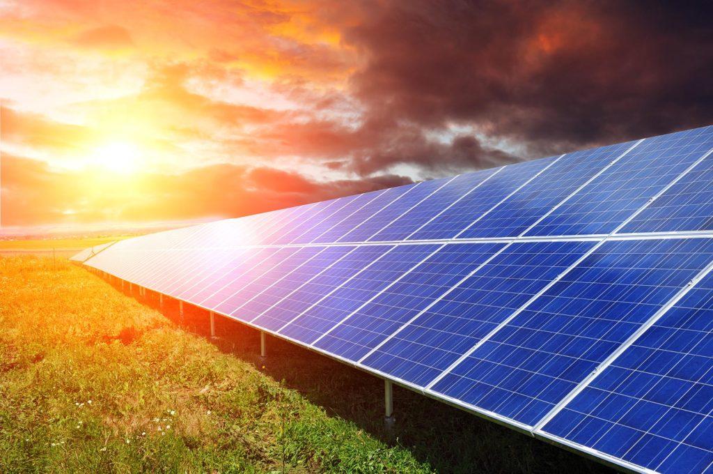 que es la energía solar