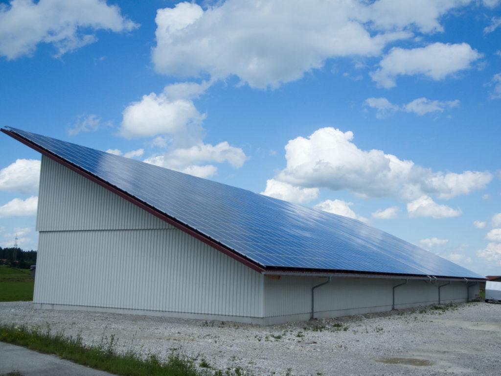 energía solar en Teruel