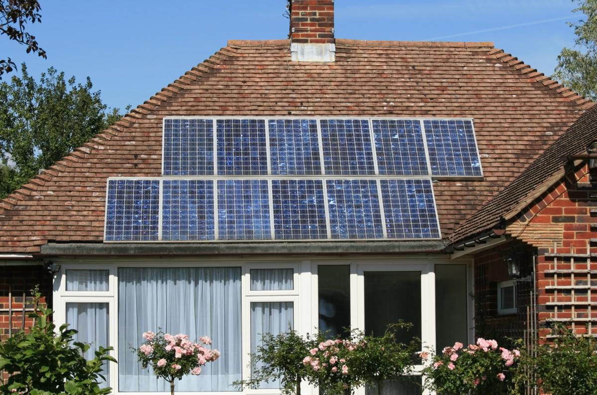 placas solares para viviendas