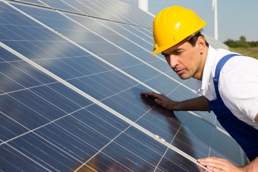 placas solares para gasolinera