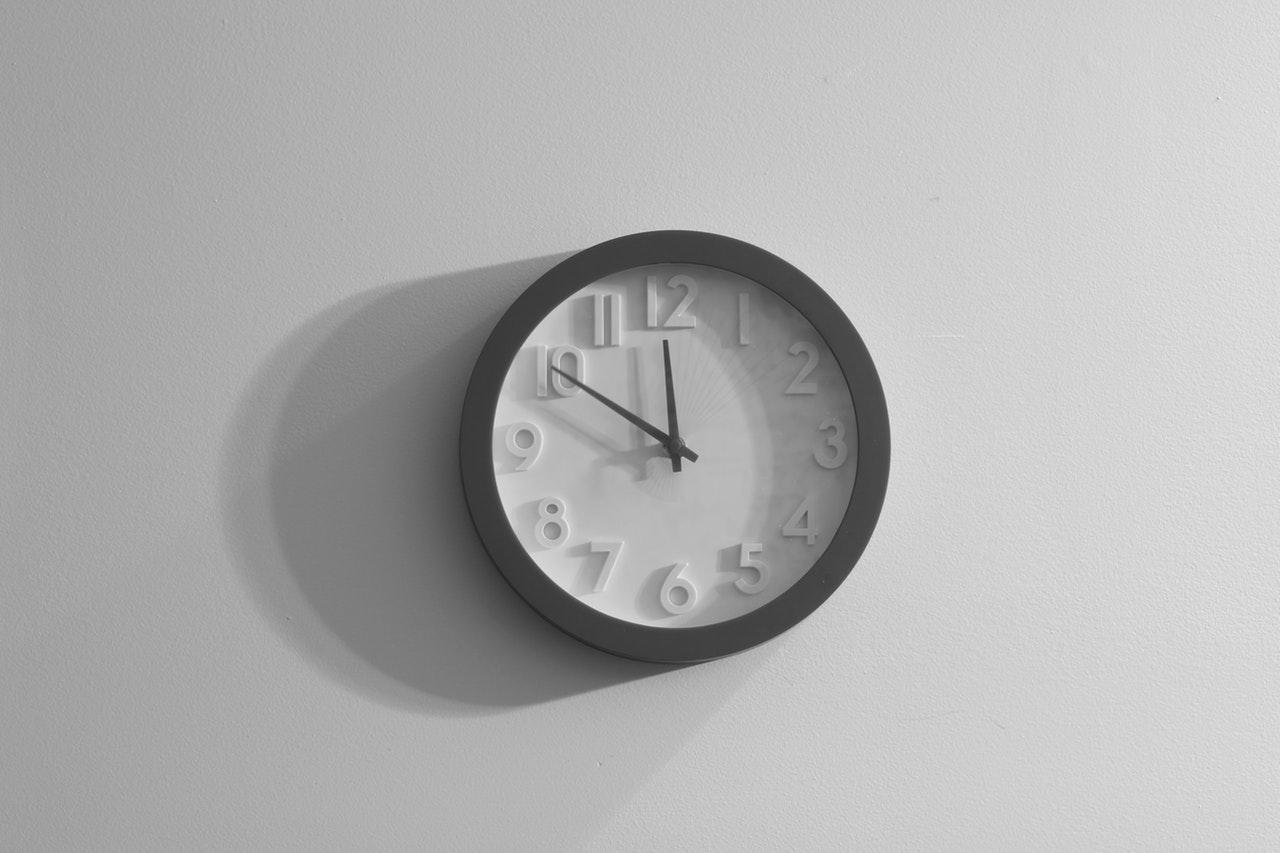 cambio hora cuando es