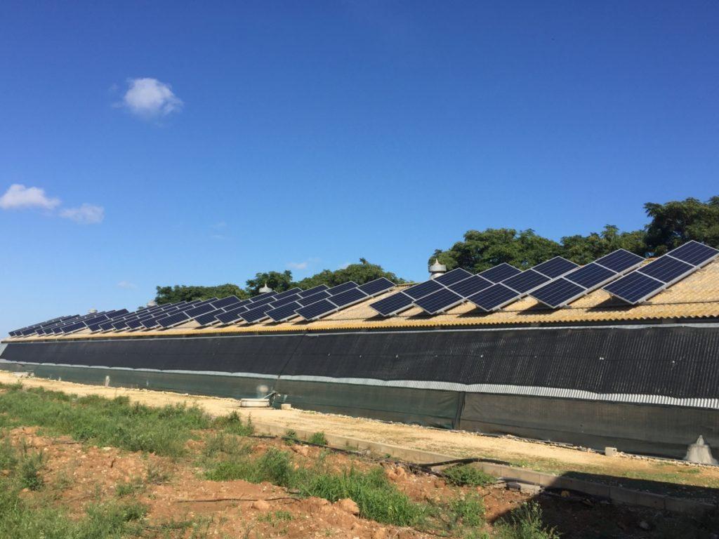 energía solar en Albacete