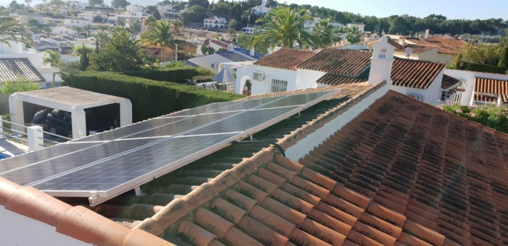ayudas energía solar