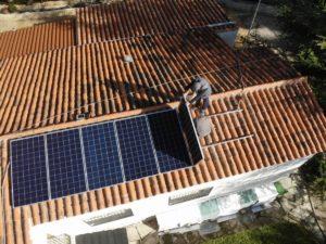 energía solar en Cáceres