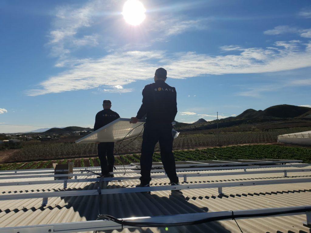 energía solar en Alicante