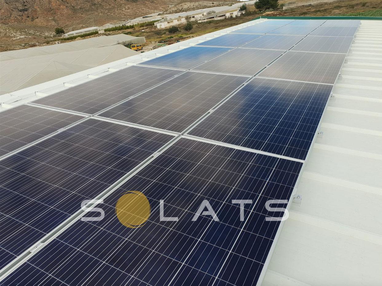 rentabilidad energia solar agricola