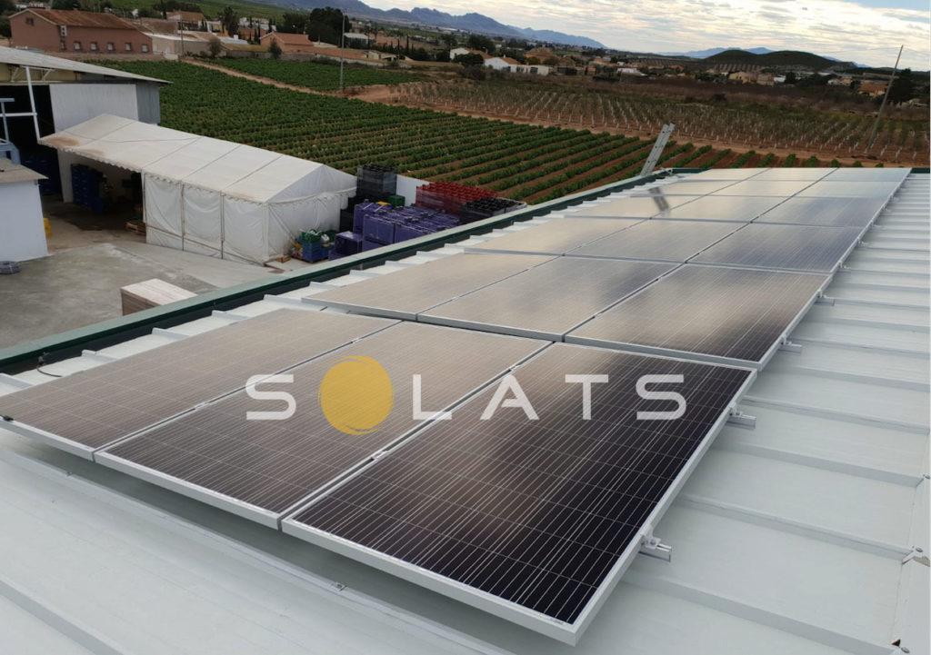 energia solar agricola