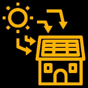 recibe energía solar en tu casa