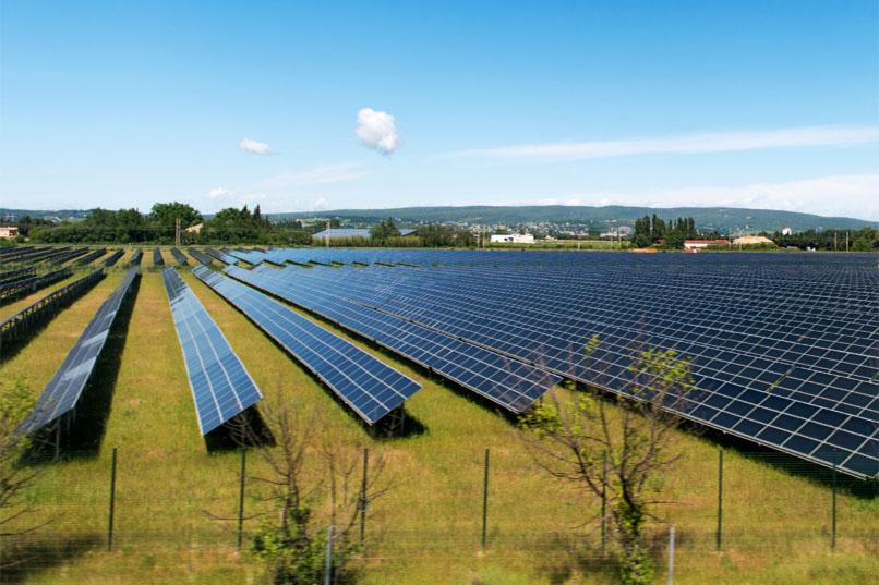 huertos fotovoltaicos