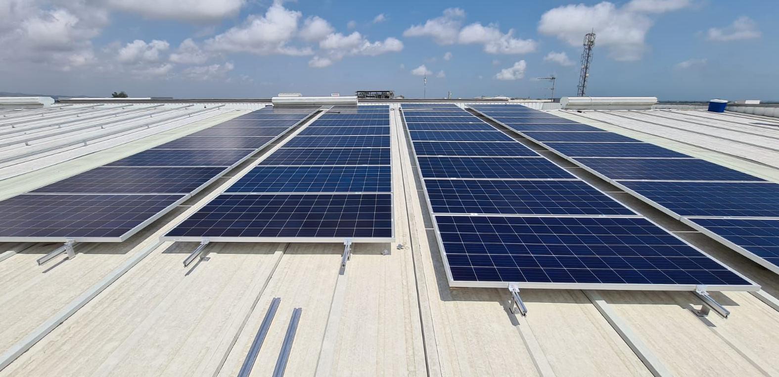 Placas solares para empresas