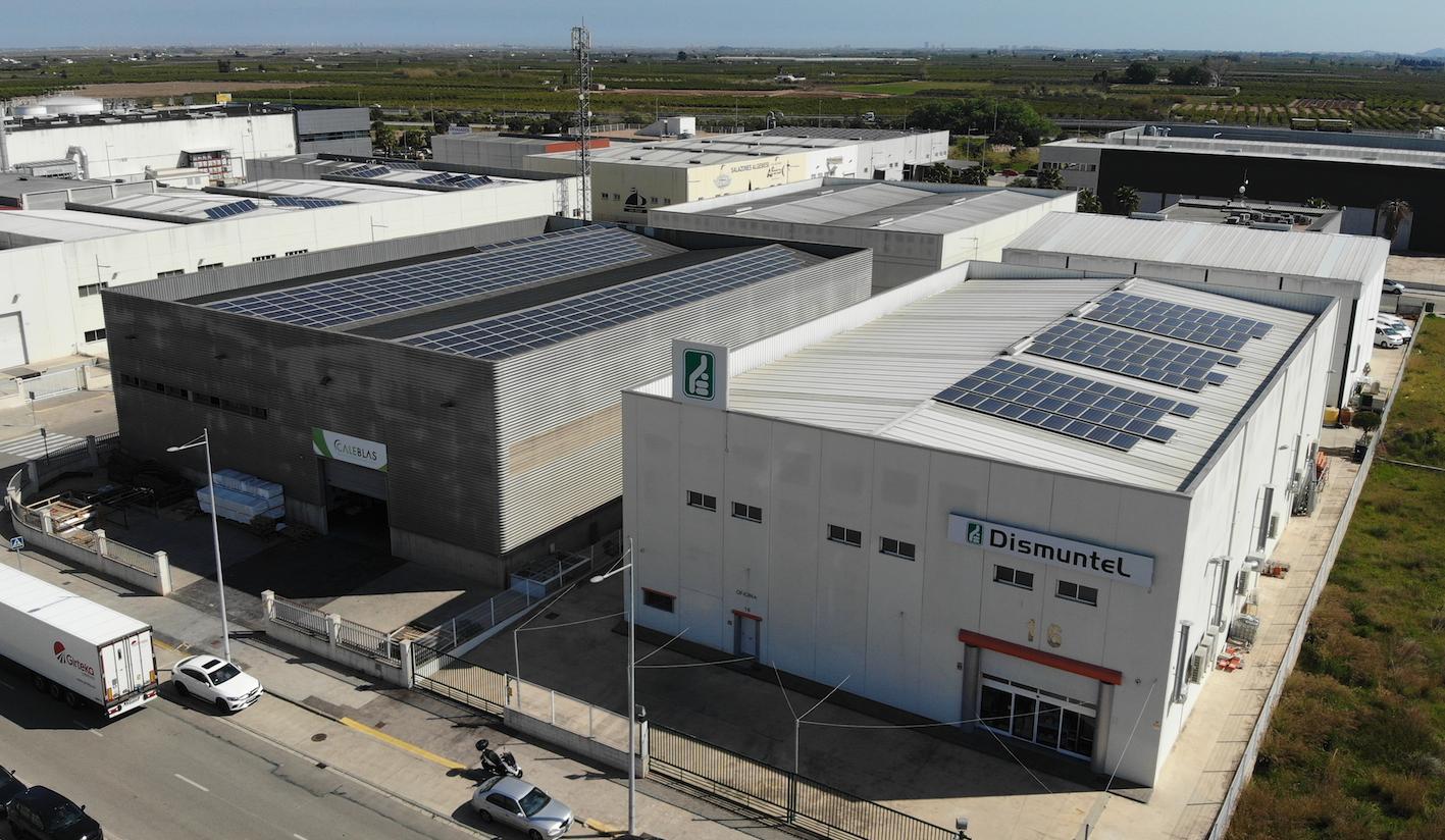 Ayudas para energia solar España