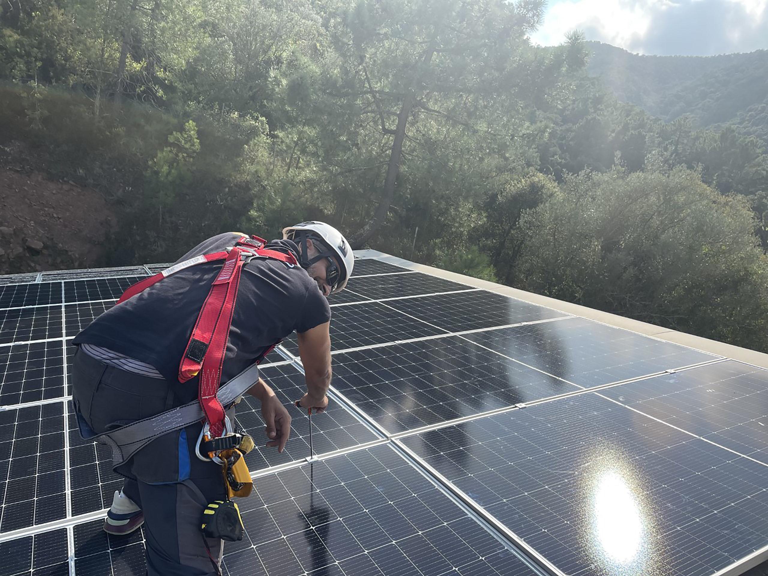 Ayudas fotovoltaica empresas